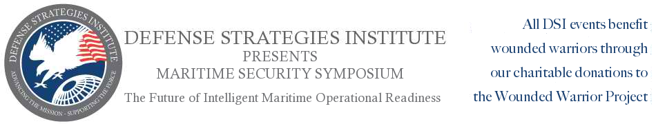 Maritime Security Symposium | DEFENSE STRATEGIES INSTITUTE